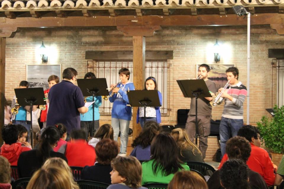 Escuela Municipal de Musica y Danza de Villafranca de los Caballeros