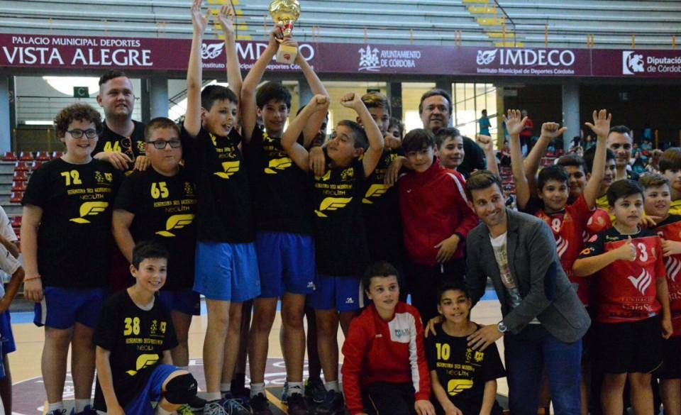 Brillante victoria del BM Villafranca en la IX Córdoba Handball Cup 2017