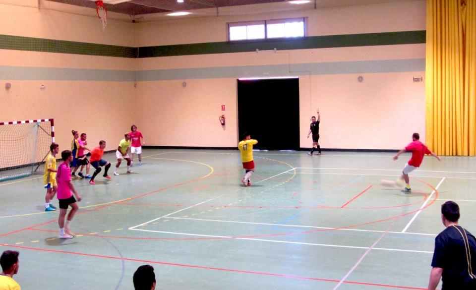 La deportividad, protaganista en el II Maratón de Fútbol Sala de Villafranca