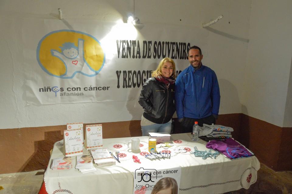 Tercera visita de Papá Noel a Villafranca