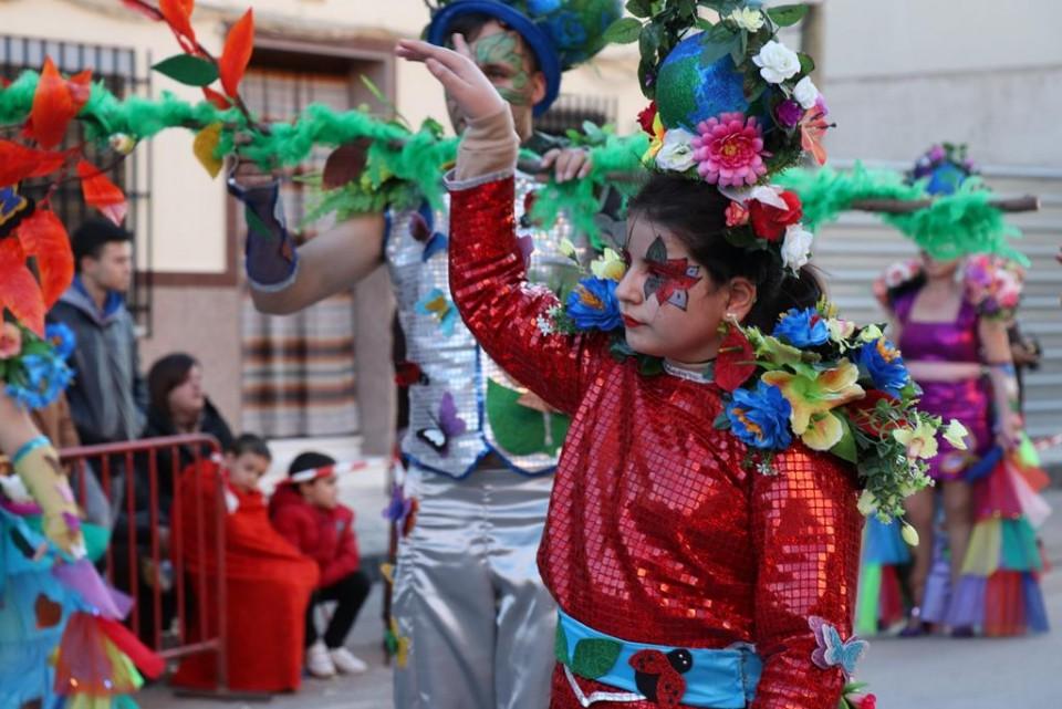 Villafranca de los Caballeros vive de lleno su particular Fiesta de Ánimas y Carnaval 2018