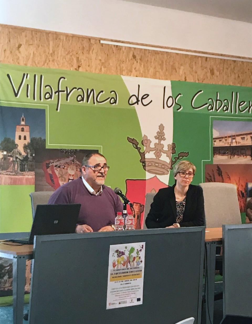"""VI Jornada de Menores bajo el lema """"Equilibrio educativo: Derechos, normas y deberes"""""""