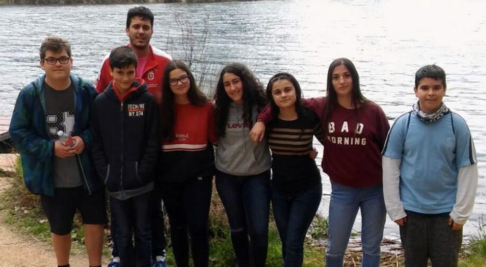 Nuestro Ajedrez en Europa, bronce en el Regional del Deporte en Edad Escolar