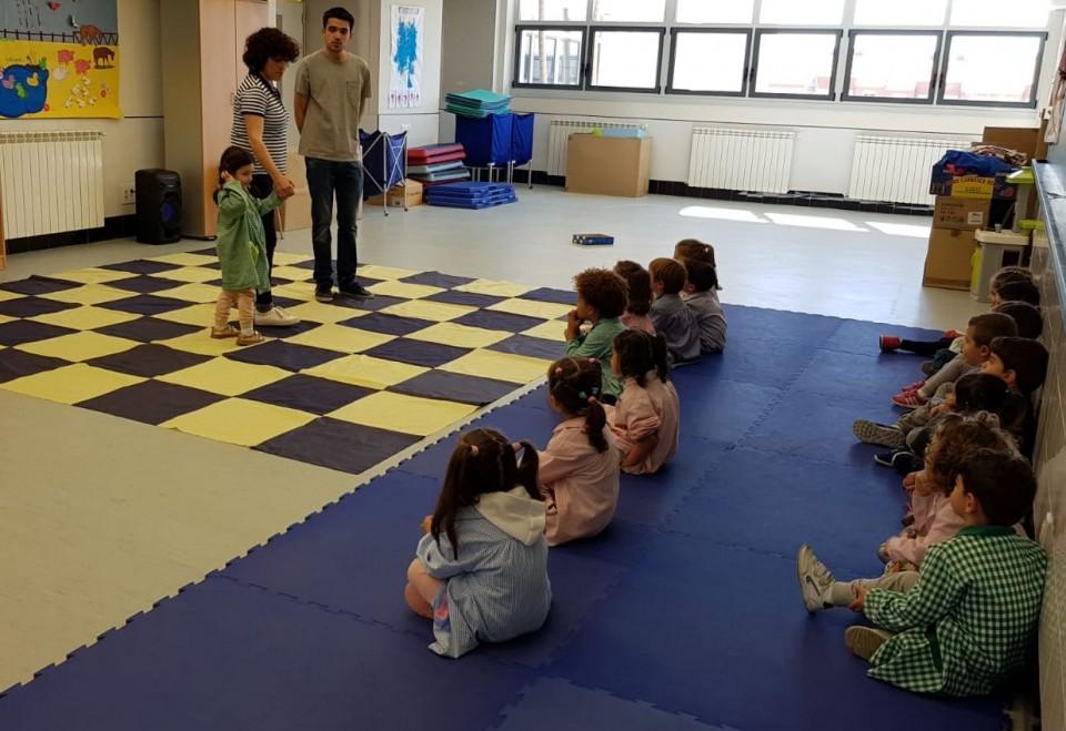 """El ajedrez en la escuela, """"una estrategia educativa"""