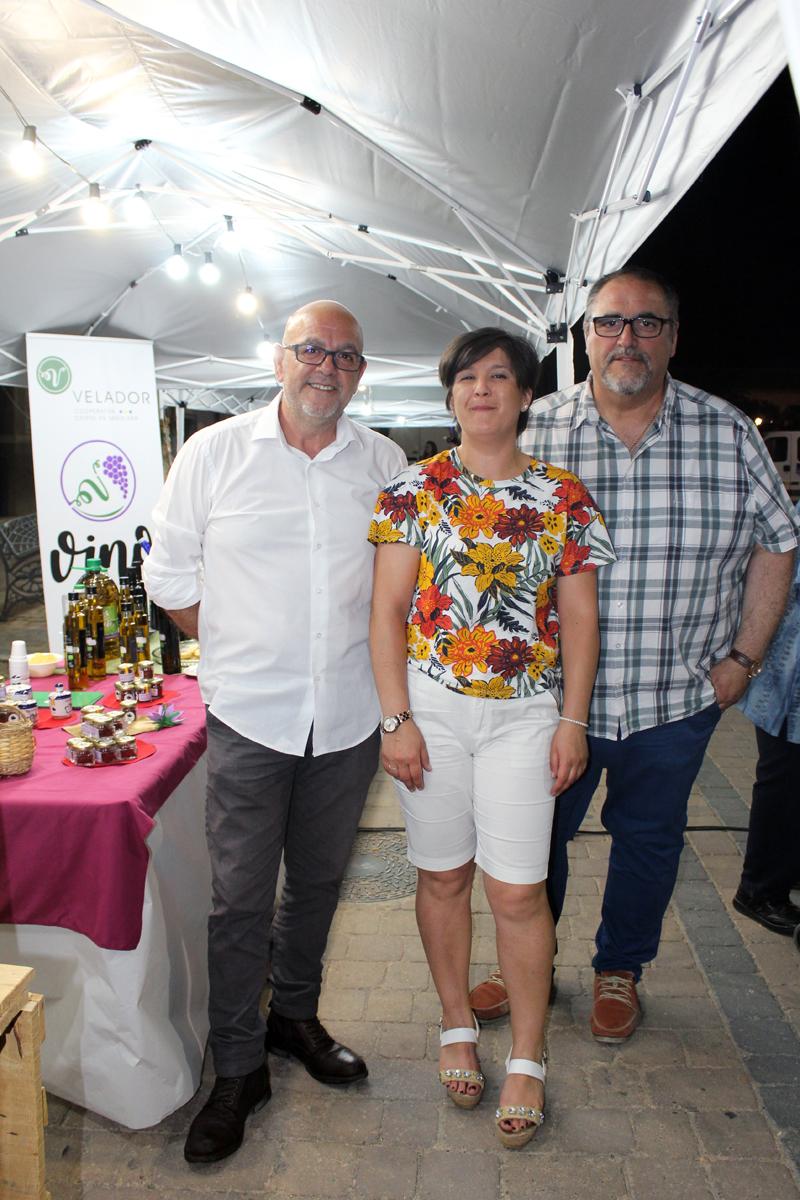 Sabores y aromas tradicionales en la II Feria Agroalimentaria de Villafranca