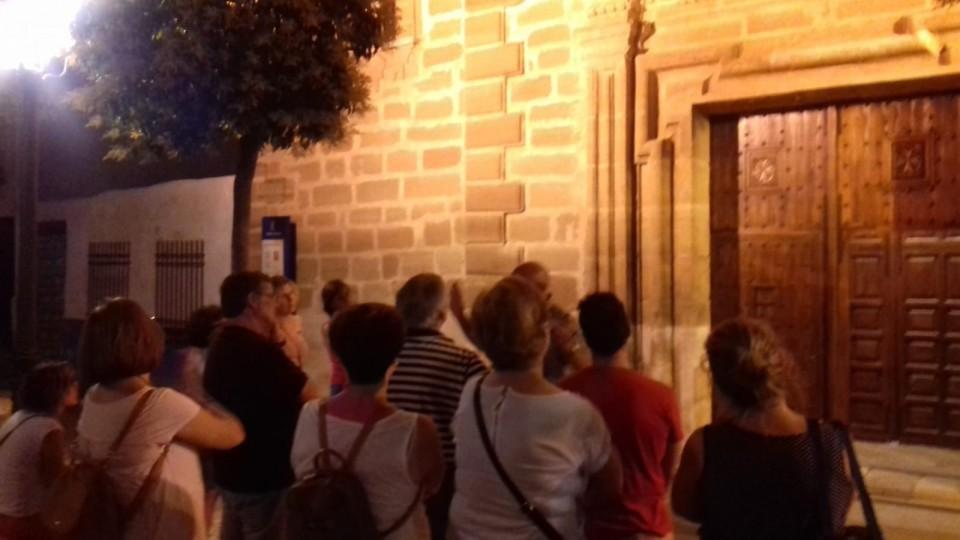 Noche del Patrimonio.- Un paseo por la historia