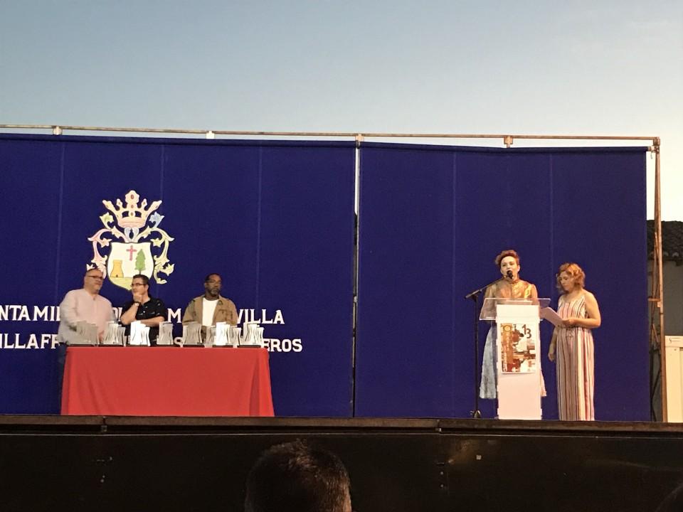 Inauguración y entrega de premios del 13º Encuentro de Sensibilización Artística