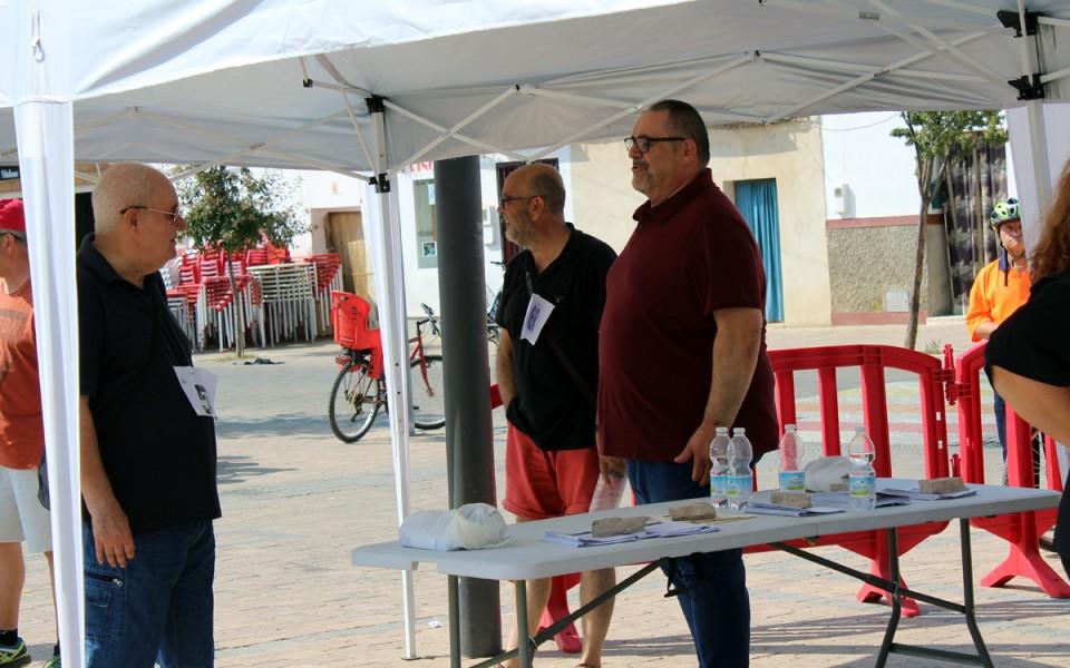 El Día de la Bicicleta congrega a más de 500 ciclistas en Villafranca