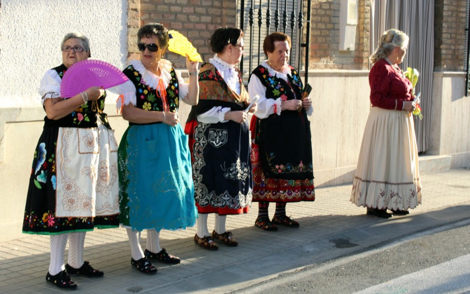 Feria y Fiestas de Villafranca con muchas emociones a flor de piel