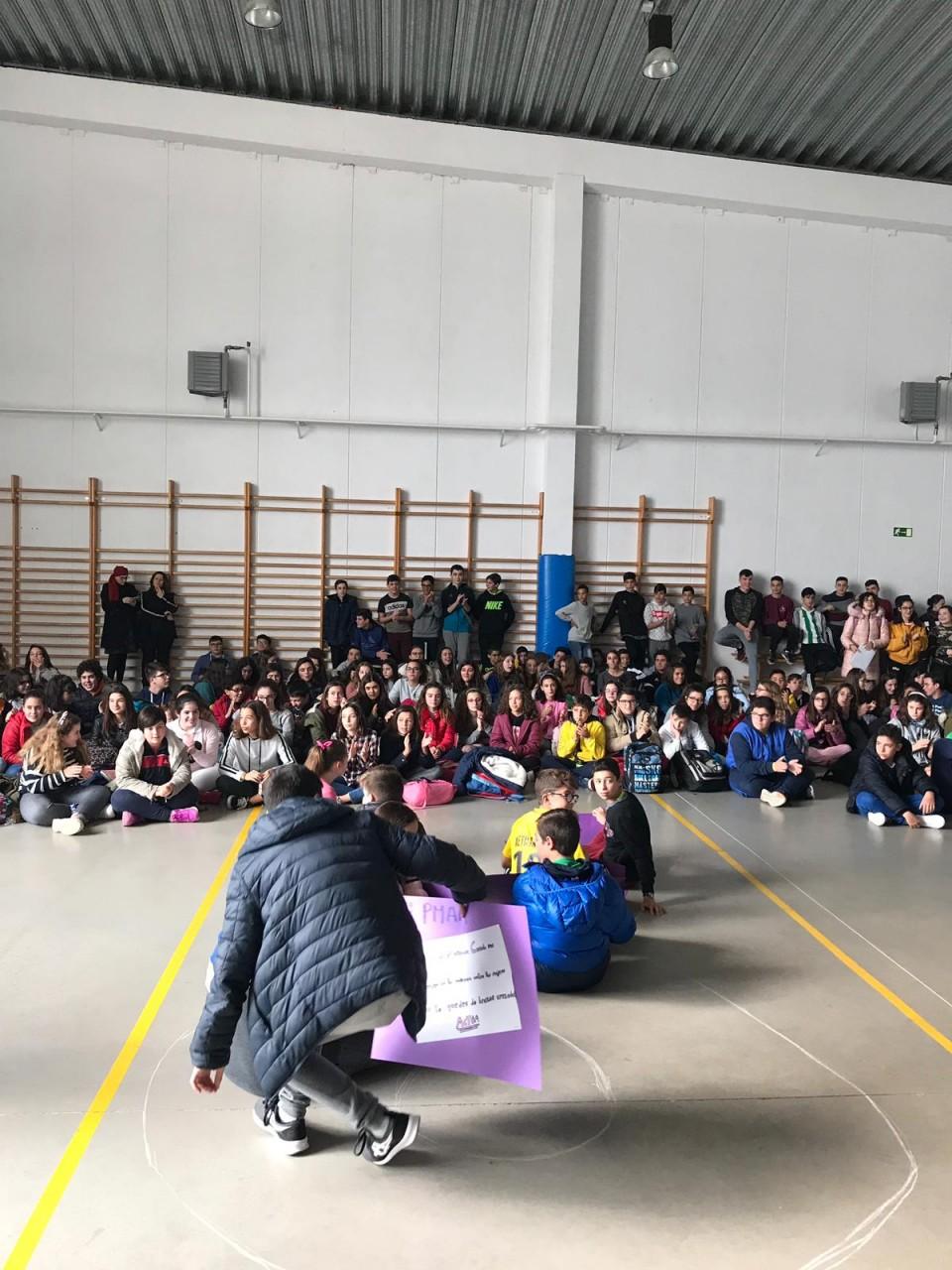 Villafranca contra la violencia de género