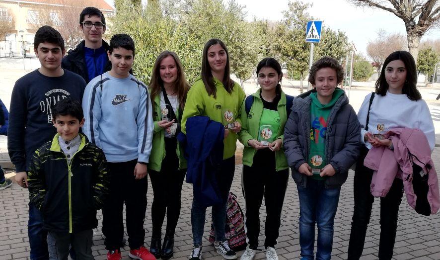 La escuela de ajedrez de Alcázar suma 5 nuevos premios en el provincial por edades de Ciudad Real
