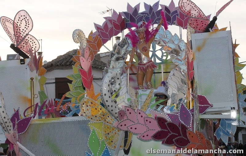 Carnaval y Fiesta de Ánimas 2019