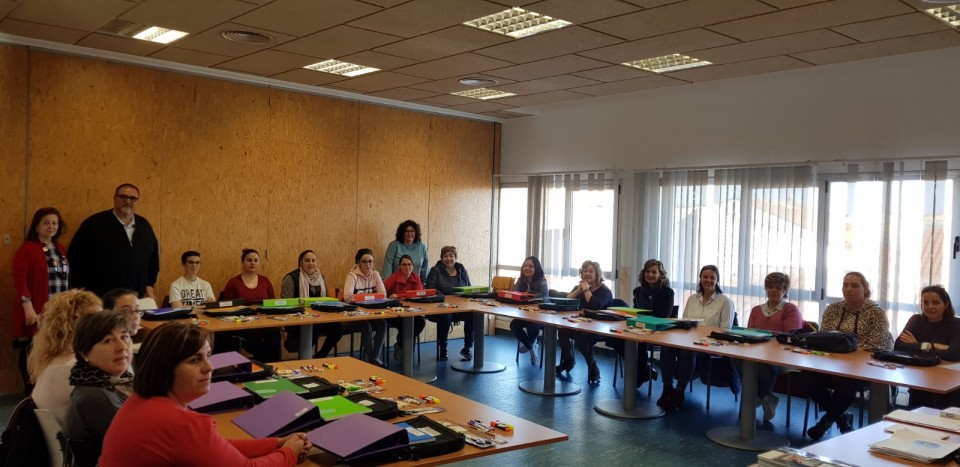 Se inicia el curso de Atención Sociosanitaria a personas dependientes en Instituciones Sociales