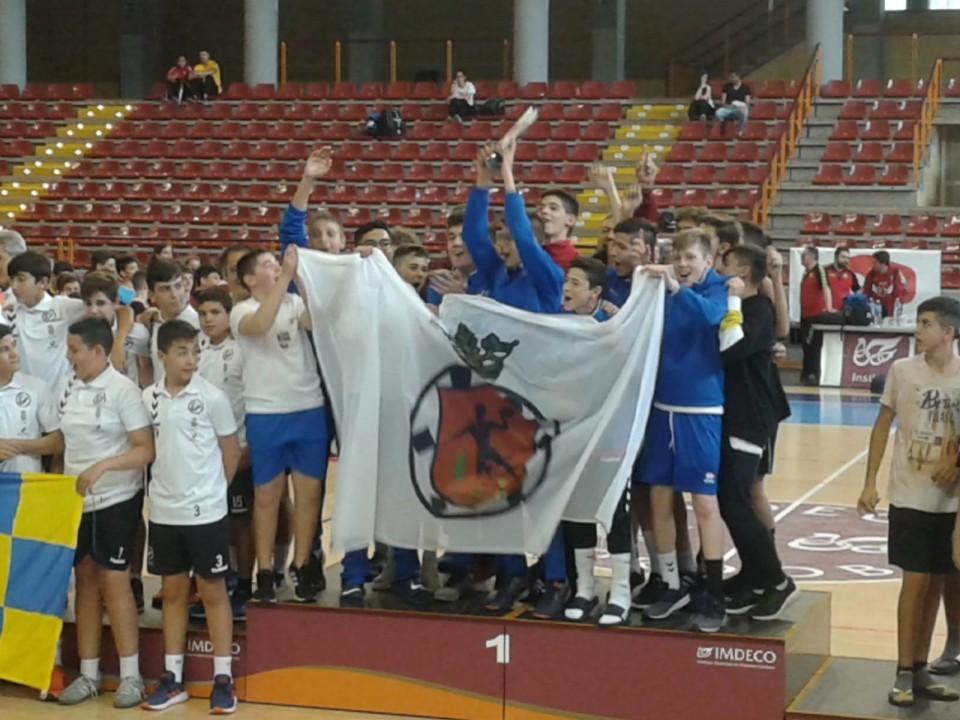Nuestras Escuelas Deportivas de Balonmano siguen cosechando victorias