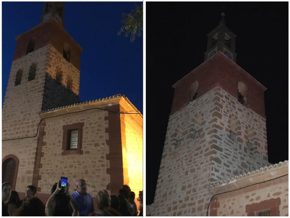 Noche del Patrimonio (Agosto 2019)
