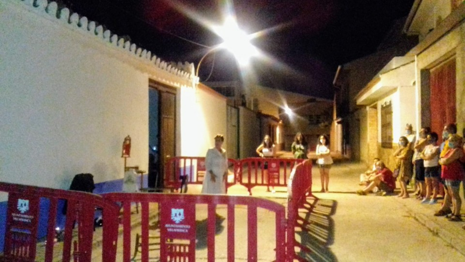 Noches del Patrimonio en Villafranca de los Caballeros