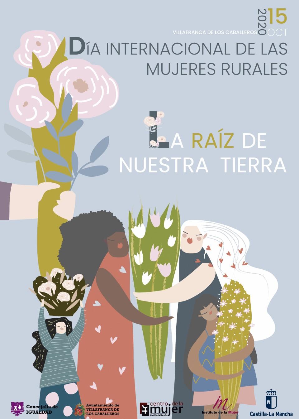 Día Internacional de las Mujeres Rurales.-