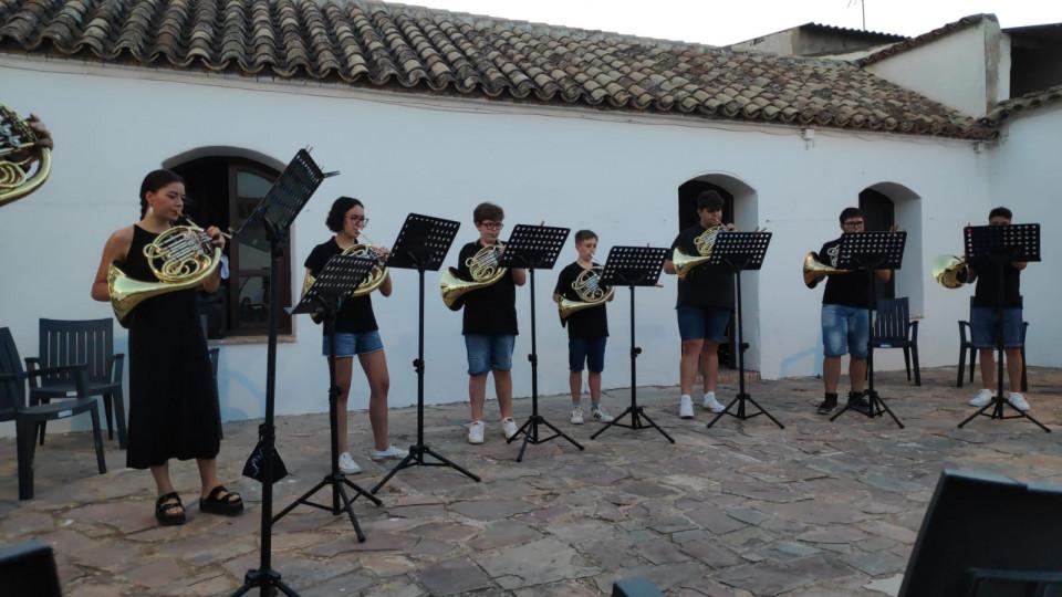 La octava edición de Música al Fresco llena de música a nuestra localidad